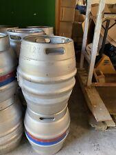 Stainless Steel Brewery Beer Real Ale 9 Gallon Cask Firkin Brewing Barrel Keg