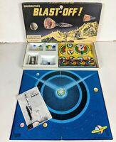 Waddington's Blast-Off Space Exploration 1969 Board Game
