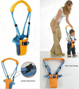 Baby Toddler Kid Harness Bouncer Jumper Learn To Moon Walk Walker Assistant