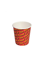 Paper Chip Cups 12 oz / 340 g  92 by 95 mm x 50