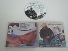 ALAN JACKSON/BEAUCOUP ABOUT LIVIN´ AND A LITTLE ARISTA 07822-18711-2 CD ALBUM