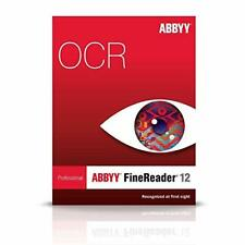 ABBYY FineReader OCR Pro 12 for Mac OS - 3 PC's Lifetime License Key