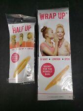 New Sarah Potempa The Wrap Up and Half Up Lot Blonde