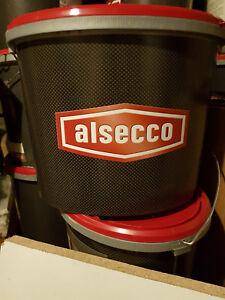 Alsecco Silikonharz-Leichtputz Carbon 18 Liter 2mm Weiss
