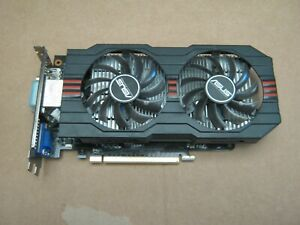 ASUS GeForce GTX 650 Ti GTX650TI-2GD5 2GB GDDR5 SDRAM PCI Express 3.0 Video Card