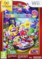 MARIO PARTY 9 TEXTOS EN CASTELLANO NUEVO PRECINTADO  Wii