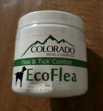 Colorado Dog Company EcoFlea All Natural Flea & Tick Control Non-Toxic Dog Treat