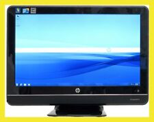 "HP/COMPAQ 6000 PRO AIO INTEL CORE 2 DUO 3GHZ 4GB 250GB DVDRW 21"" SCREEN WIN 7"