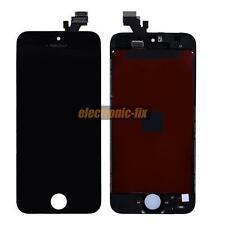 Black LCD Screen Touch Digitizer + Frame Assembly For Apple iPhone 5 USA