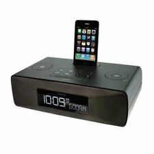 iHome Ip87 Dual Alarm Clock Radio for Iphone/ipod With Am/fm Presets