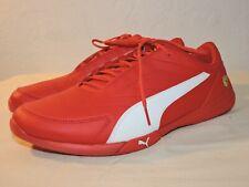 PUMA Men's SCUDERIA FERRARI KART CAT III Shoes Size 12 US