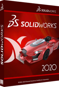 SOLIDWORKS PREMIUM 2020 🔥+3G FREE TRAINING COURSE🎁 3 devices  with box 🔥
