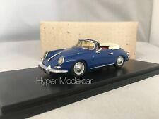 DANHAUSEN by Amr 1/43 PORSCHE 356 C Cabriolet 1964 Blue