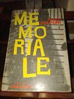 Memoriale -  Paolo Volponi - Garzanti, prima edizione