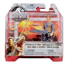 Jurassic World Fallen Kingdom Lockwood Battle Owen Figure NEW SEALED