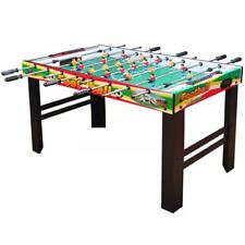 Large Deluxe Football Table Game Foosball Soccer Fusball Gaming Table With Legs