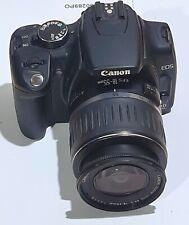Canon EOS 350D Digital Camera + kit lens EFS 18-55mm f/ 3.5-5.6.