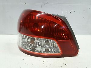 Toyota Yaris Sedan Tail Light Left 2006 2007 2008 2009 2010 2011 2012 2013 2014
