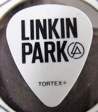 2012 LINKIN PARK Things Tour Mike Shinoda signature guitar pick