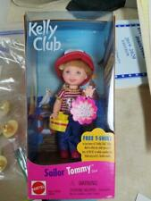 Barbie Sailor Tommy Doll Kelly Club Series New In Box 28040 Mattel 2000 NIB