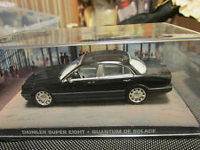 JAMES BOND CARS COLLECTION 070  DAIMLER SUPER EIGHT QUANTUM OF SOLACE