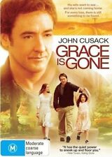 Grace Is Gone DVD BRAND NEW SEALED John Cusack Region 4 FREE POSTAGE