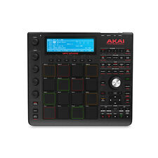 Akai MPC Studio Mac Windows Drum Pad Machine Music Production Controller Black