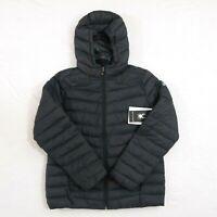 Women's Spyder Jacket Waterproof Insulated Grey NWT Msrp $199 Womens Size Large