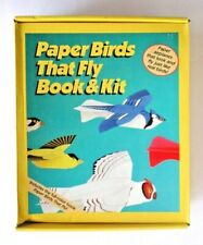 Paper Birds That Fly Book & Craft Kit by Sterling Publishing Co., Inc.