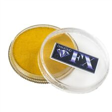 Diamond FX Face Paint - Metallic Gold 32gr