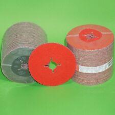 125 mm 5'' VSM XF 870 Ceramic Fibre Disc 36 Grit for stainless/superalloy