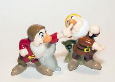 Doc & Sneezy Disney Salt & Pepper Shakers