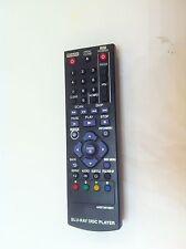 NEW Blu-ray DVD Remote AKB73615801 for LG BP200 BP220 BP220N BP320 BP320N BP325W
