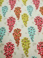 Clarke & Clarke Mustique Summer Curtain/Upholstery Fabric 2.7 Metres