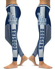 Los Angeles Dodgers Leggings Small-XXL (0-14) Baseball Womens Fan Gift LA B