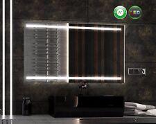 'Empower' 100*60 cm 222 Chaud DEL's Nouveau ledspiegel miroir de salle miroir mural miroir