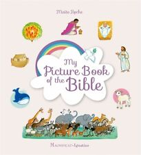 My Picture Book of the Bible by Maïte Roche (2017, Hardcover)