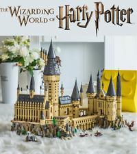 Harry Potter Hogwarts 71043 Magic Castle 6044 Building Blocks Kids Toys Gift Set