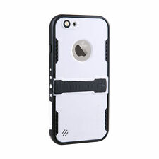 Waterproof Rigid Plastic Fitted Cases for iPhone 6s