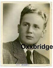 KEN REARDON CIRCUS CLOWN ACROBAT PERFORMER Waterbury Ct 1940 Ringling Bros Actor