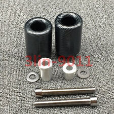 for 00-01 Honda CBR929RR Black Shogun Motorsports No Cut Frame Sliders