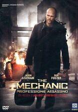 Dvd THE MECHANIC - Professione Assassino (2011) ***Jason Statham*** ......NUOVO
