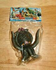 "2005 IWAKURA 3 1/2"" Tall BULLMARK GEZORA Mini Vinyl Figure Godzilla"