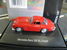 Schuco 1:87 Mercedes-Benz 300 sl coupé Art. 26063