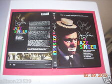 JERRY LEWIS SIGNED DVD - THE JAZZ SINGER 2012