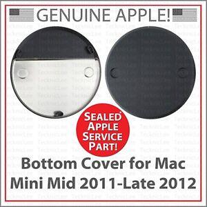 NEW Apple 922-9951 Bottom Cover for Mac Mini / Server Mid 2011 & Late 2012