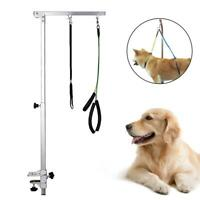 39'' 47'' Adjustable Dog Cat Metal Arm Support For Pet Dog Grooming Bath Table