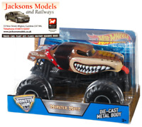 "Hot Wheels CBY61-BGH31 Monster Jam Monster Truck ""Monster Mutt"" 1:24 Scale"