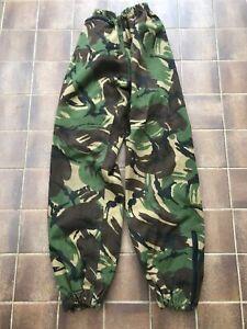 Genuine Dutch Army Gortex Trousers Size 30 -32 Long