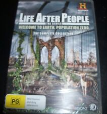 Life After People (History Channel) 6 DVD (Australia Region 4) DVD - NEW